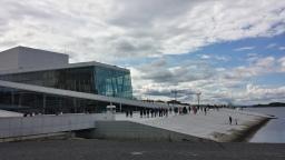 Norvège Jour 1 – Visite d'Oslo