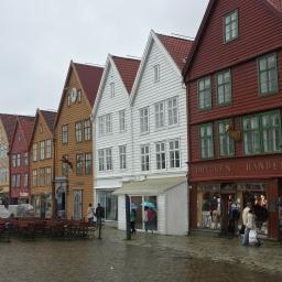 Norvège – Jour 6 – Bergen 2eme jour