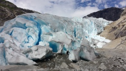 Norvège Jour 8 – Jotunheim, glacier Jostedal et Lom