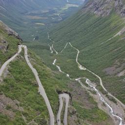 Norvège Jour 10 – Trollstigen et Moose Safari à Dombas
