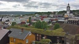 Norvège Jour 11 – Roros et retour à Oslo