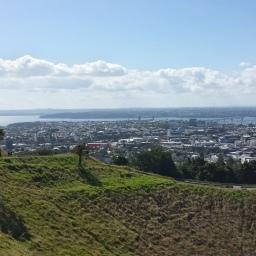 Premiers jours à Auckland