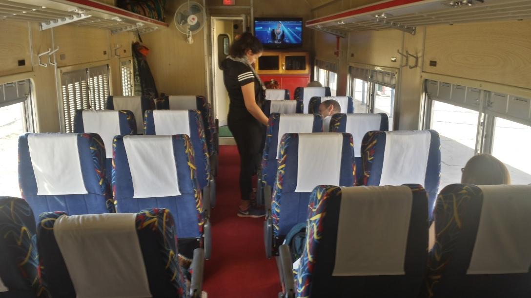 Train Wara Wara del Sur