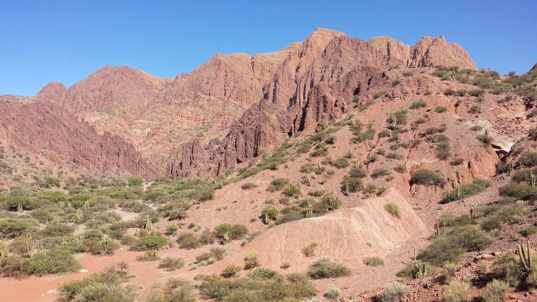 Montagnes de Tupiza