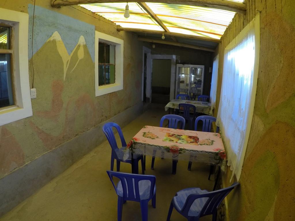 Hébergement tour salar d'Uyuni et Sud Lipez