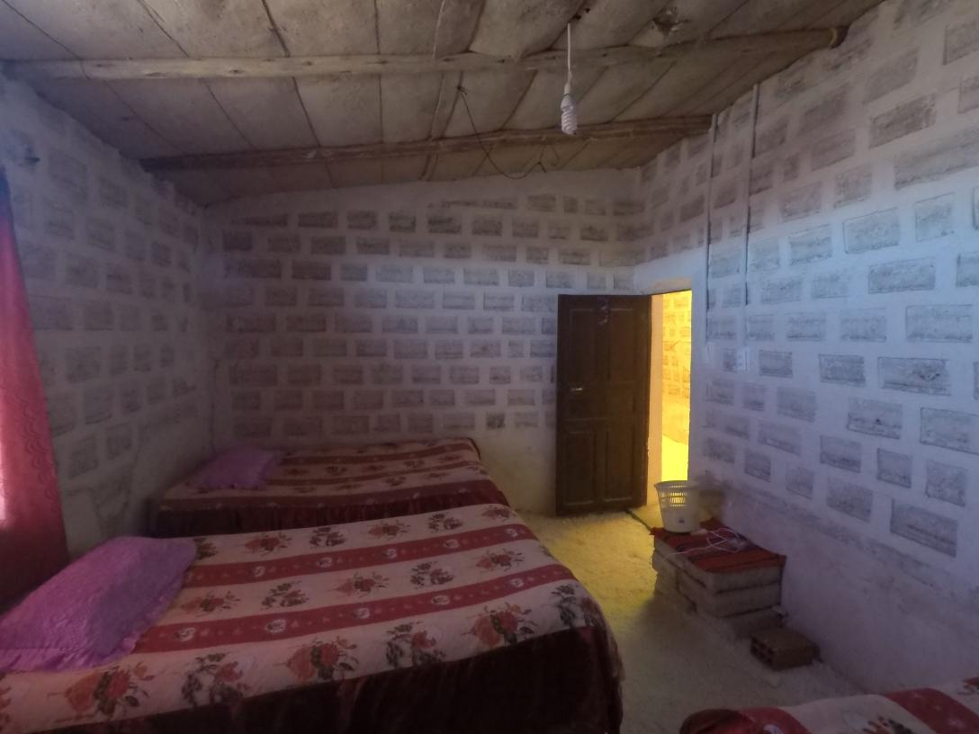 Salar d'Uyuni Hotel de sel