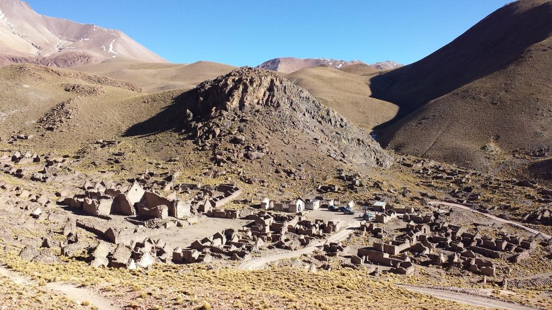 Pueblo Fantasma au Sud Lipez