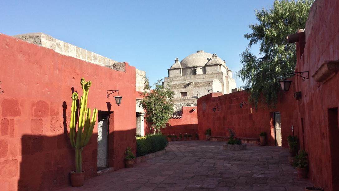Monastere de Santa Catalina