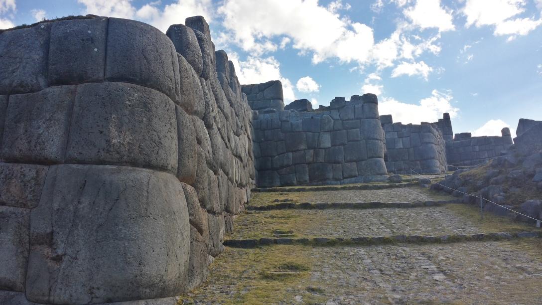 Murs forteresse Sacsaywaman