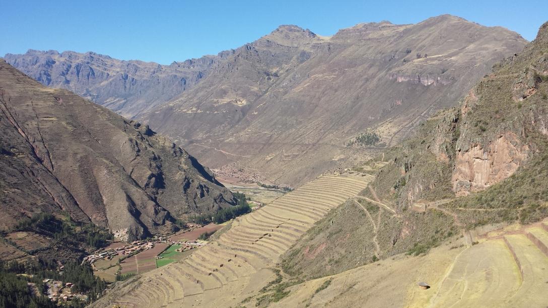 vallee de Pisac