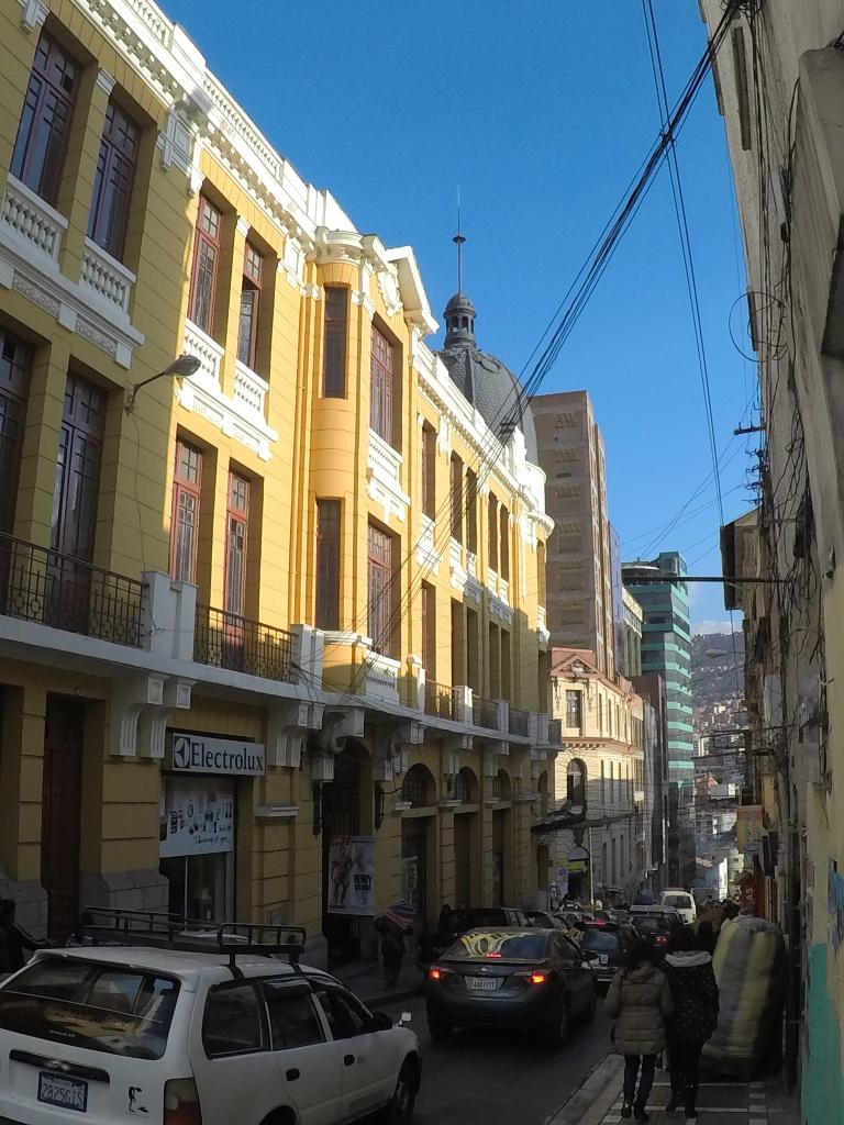 Immeuble à La Paz