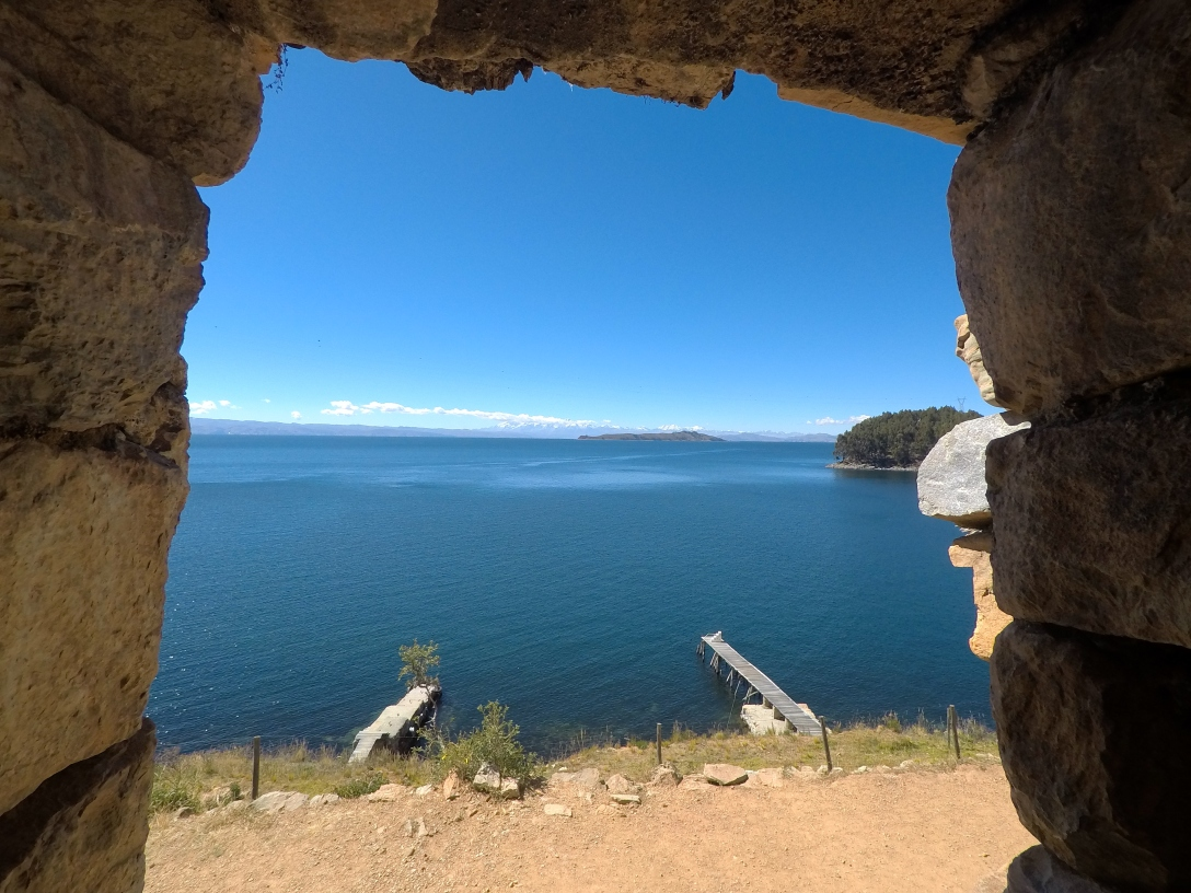 Ruines Isla del Sol