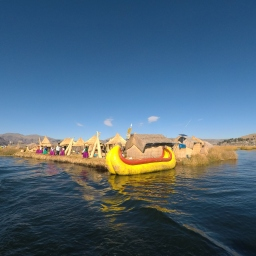 Puno et les îles d'Uros, Amantani et Taquile sur le lac Titicaca