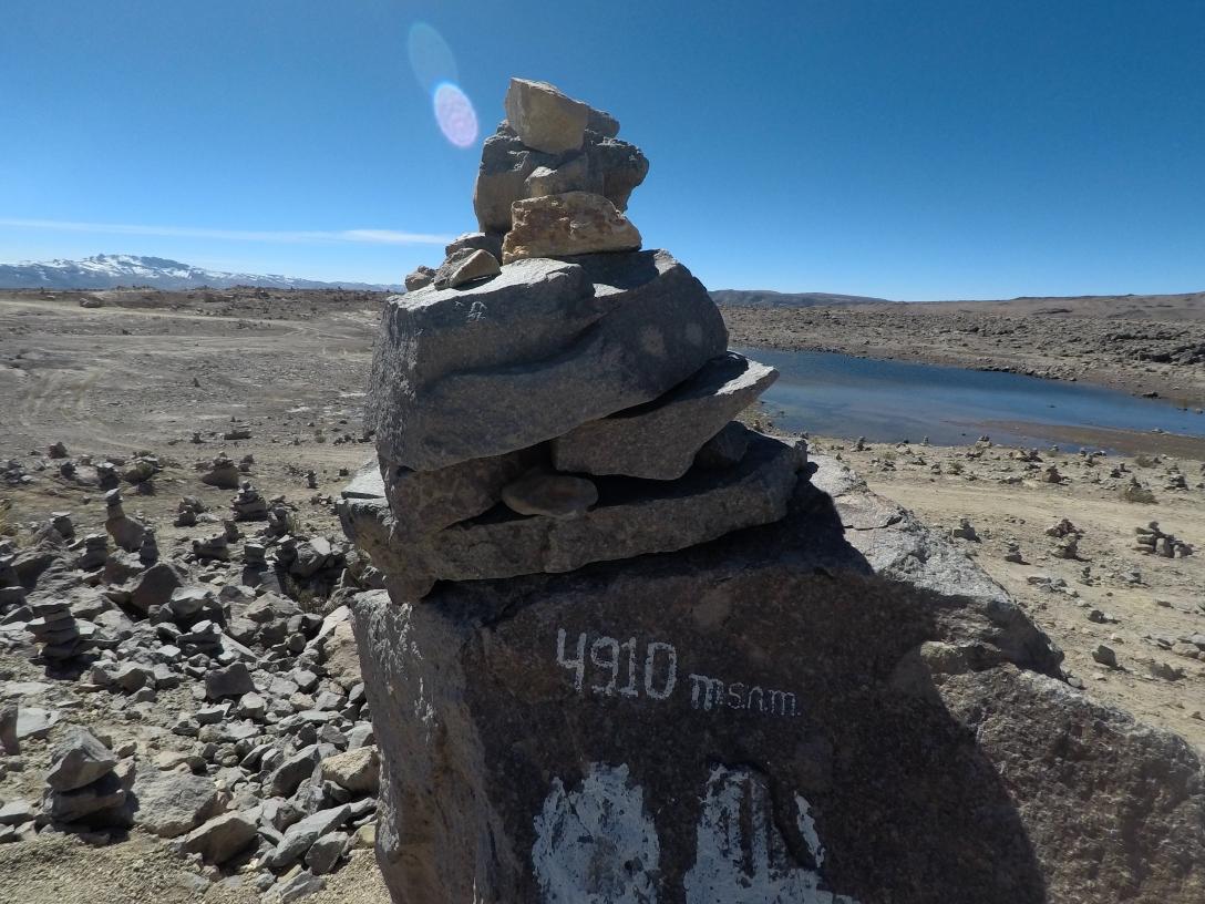 4910 metres
