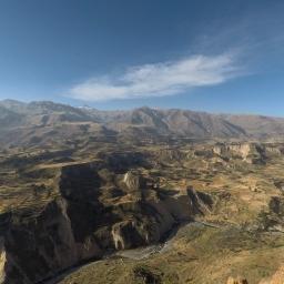 La ville blanche d'Arequipa et 2 jours de balade au Canyon del Colca