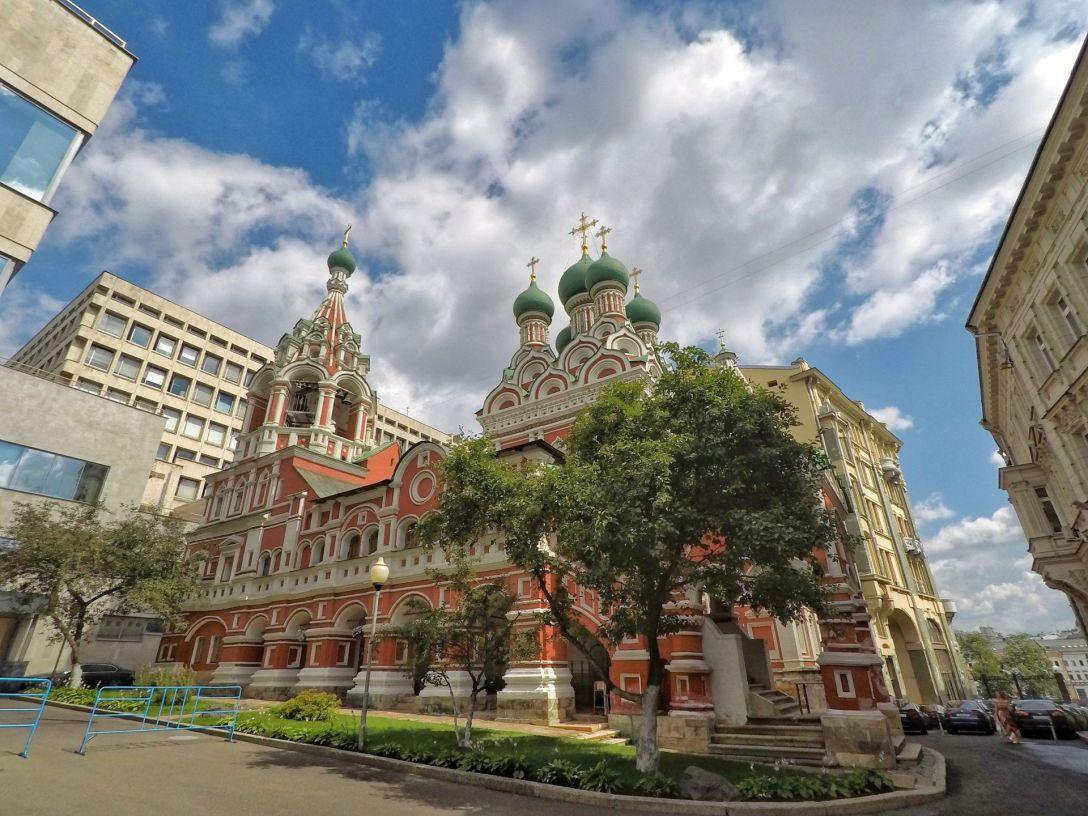 Eglise Moscou