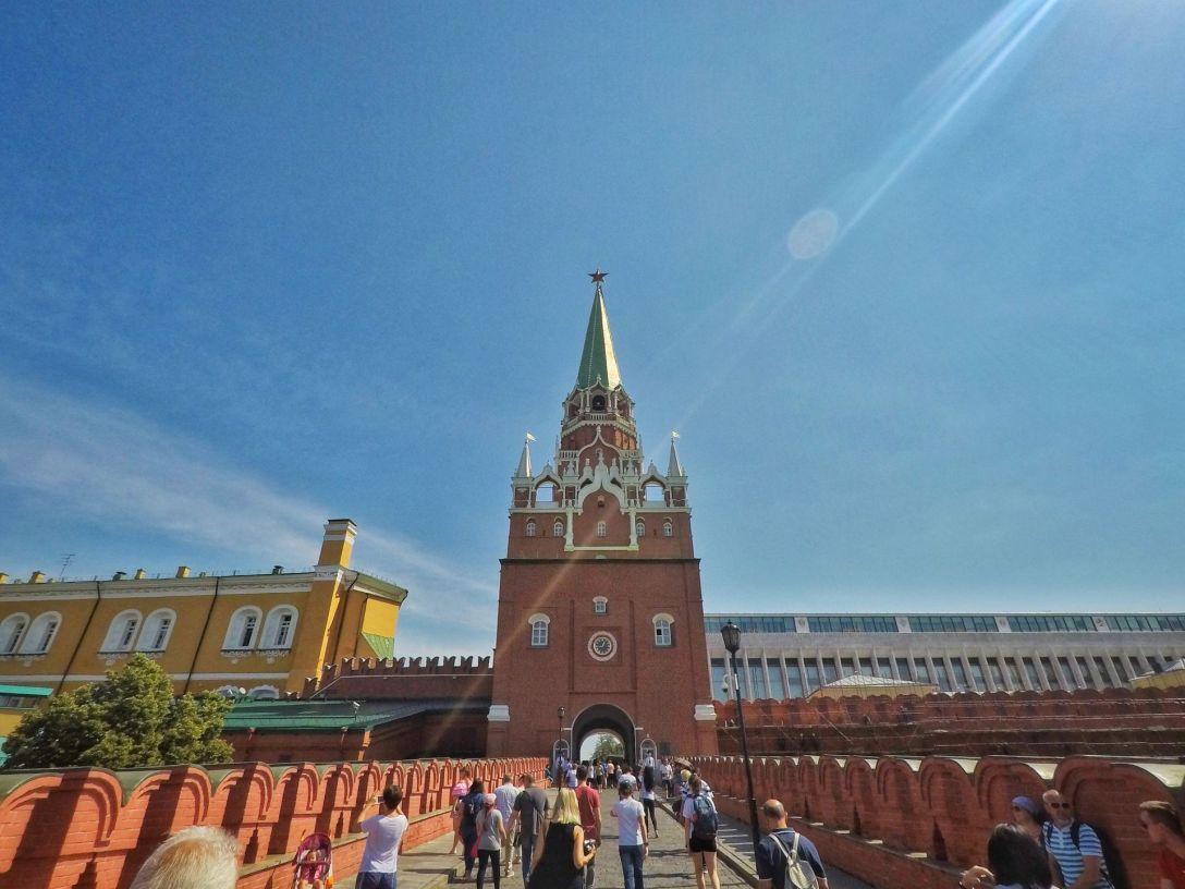 Entree Kremlin