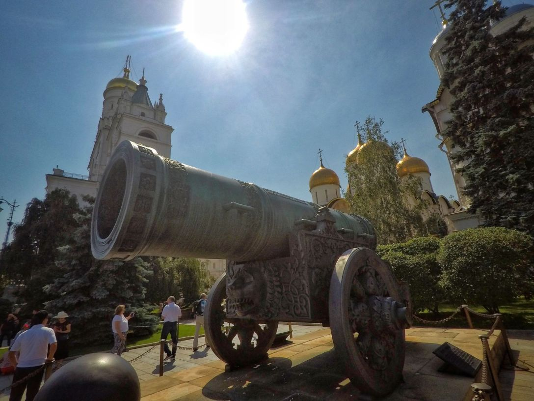 Grand Canon Kremlin