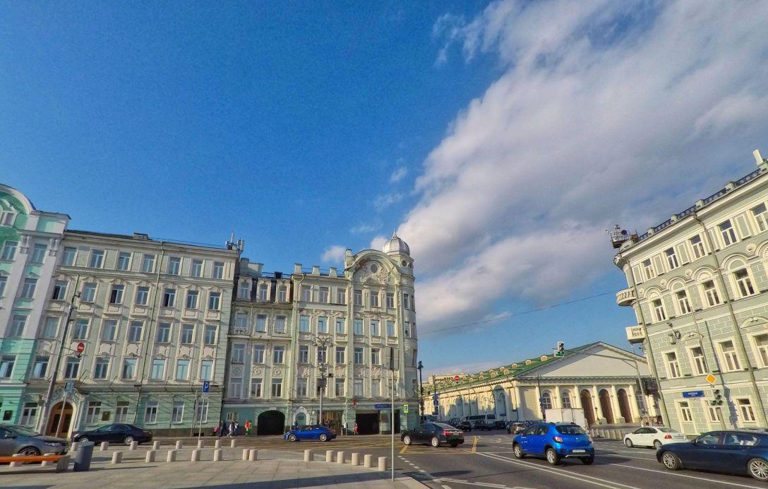 Rue Moscou