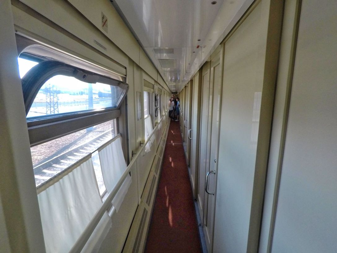 wagon transsiberien transmongolien