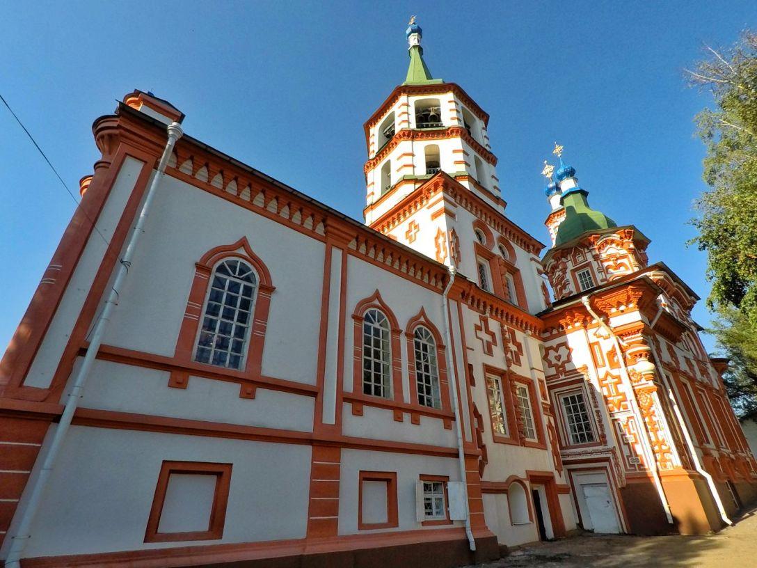 Eglise Irkoutsk