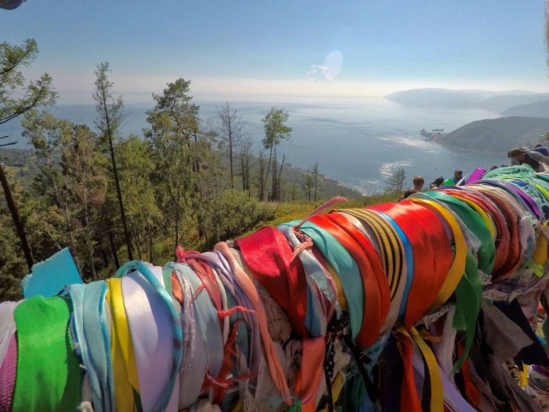 vue lac Baikal
