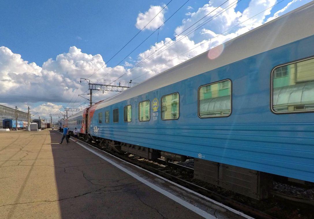 Transmongolien Irkoutsk Oulan Bator