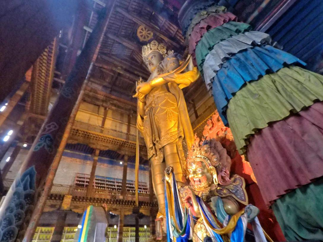 statue_temple_bouddhiste_mongolie