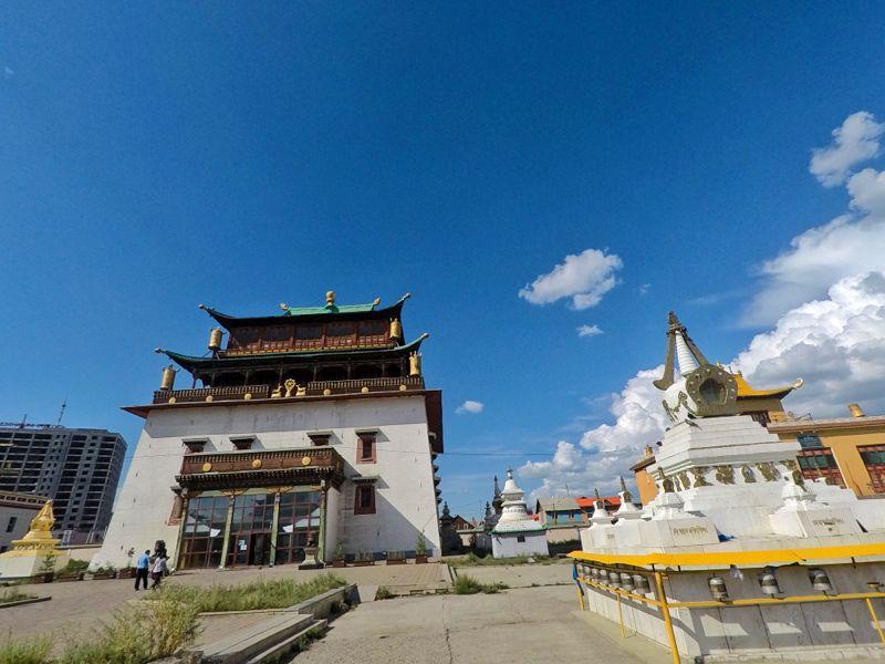 Monastère de Gandantegchinlen