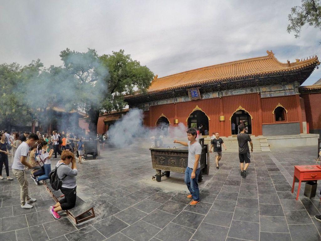 lama temple pekin