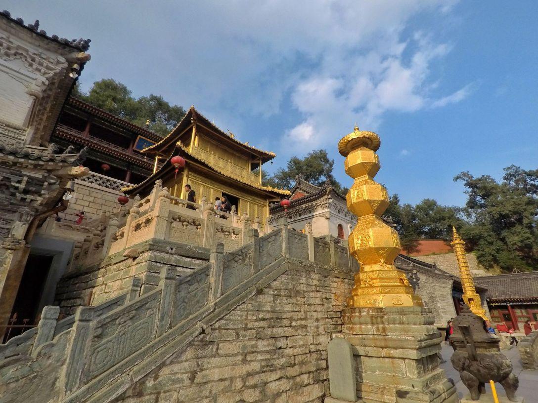 Xiantong_temple_wutai_shan
