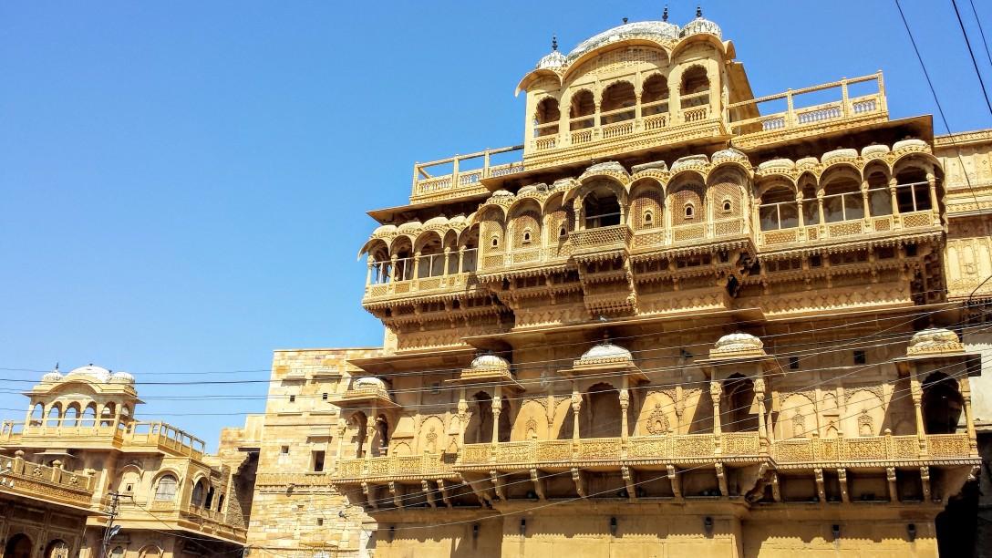 Jaisalmer_ville