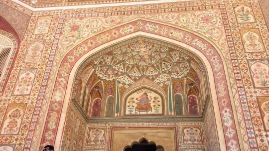 Au fort de Jaipur