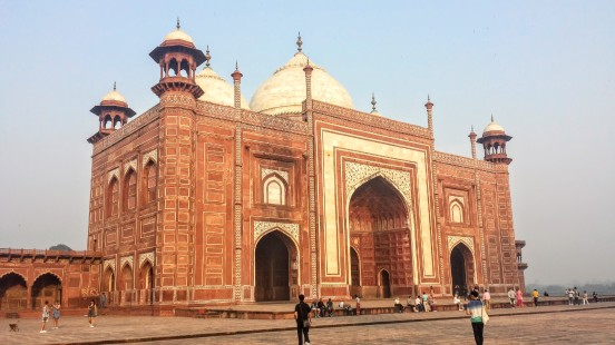 Au Taj Mahal
