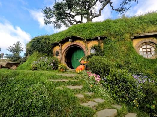 La maison de Bilbo ! :)