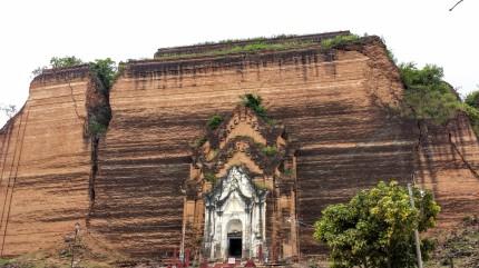 La plus grande pagode du monde...inachevée