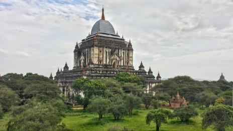 Le plus haut temple de Bagan