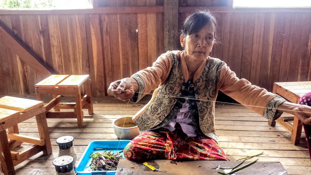soie_lotus_birmanie