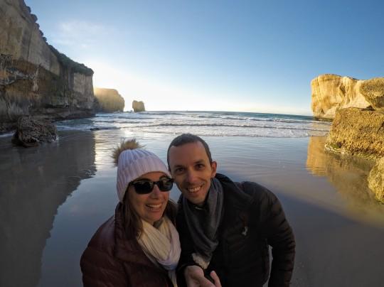 La belle péninsule d'Otago