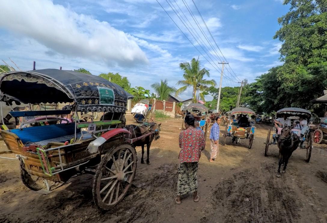 caleche_inwa_ava_birmanie_mandalay