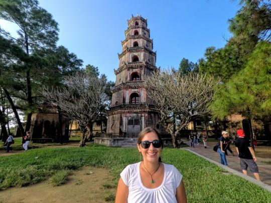 Fière pagode !