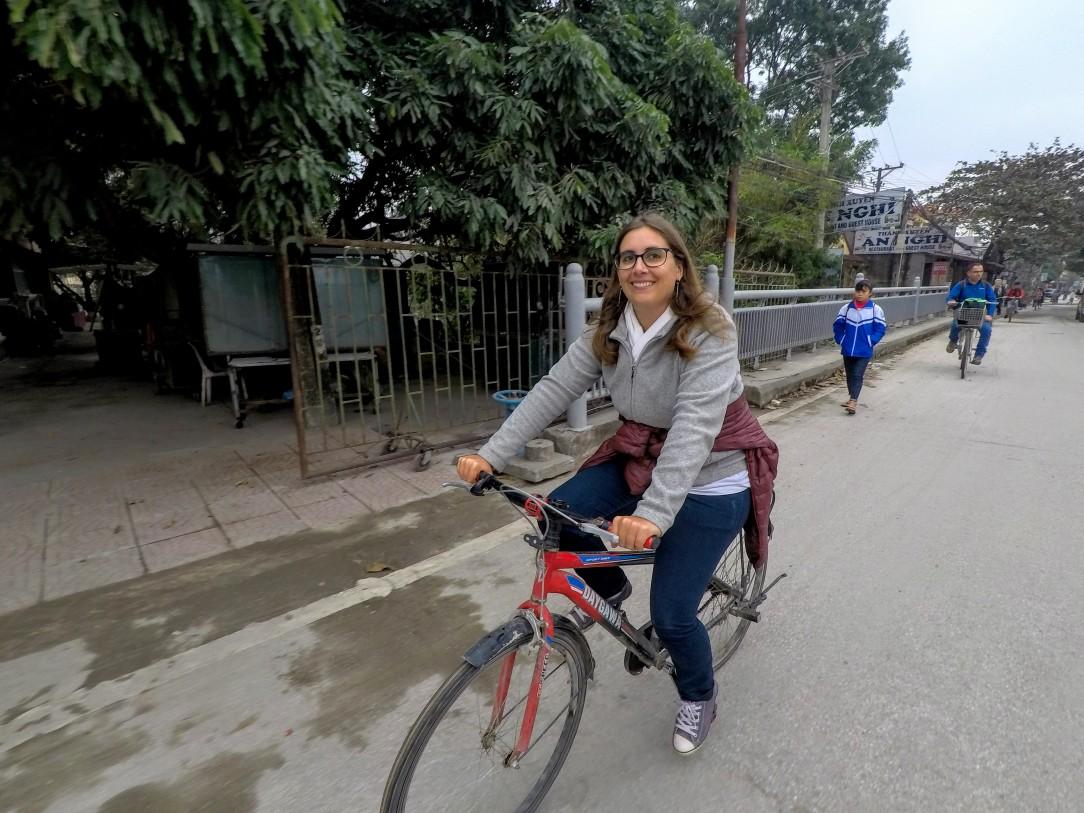 A bicycleeeettteeee !