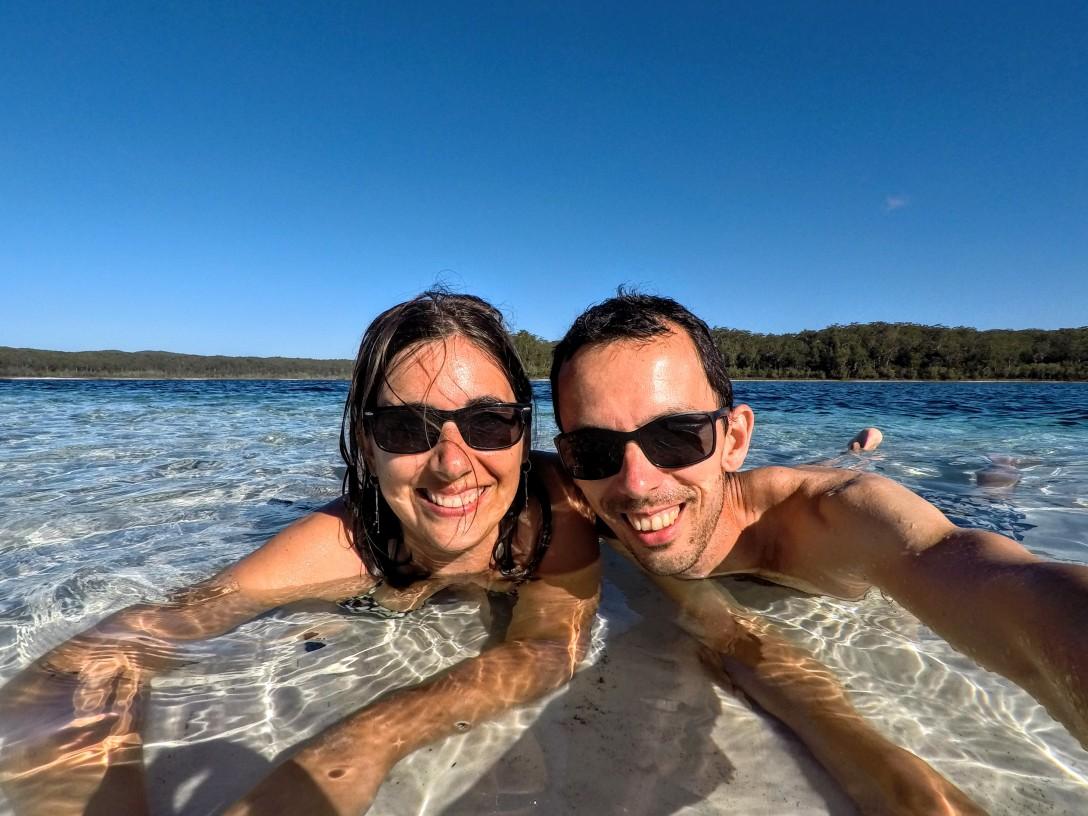 Lac McKenzie_frazer_island