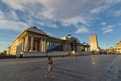 Place Genghis Khan