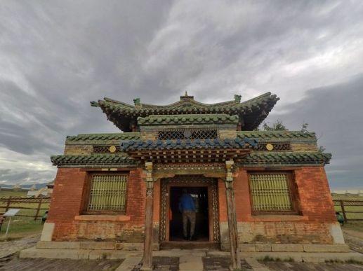 Monastère d'Erdene Zuu