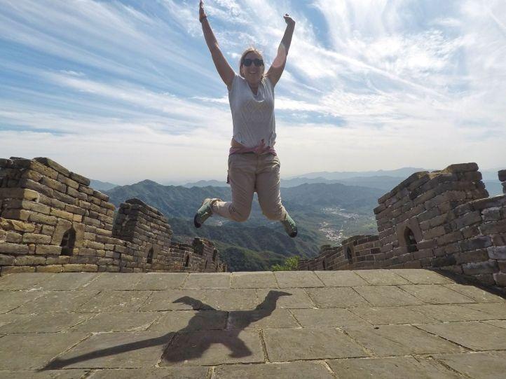 Jump ! Grande muraille